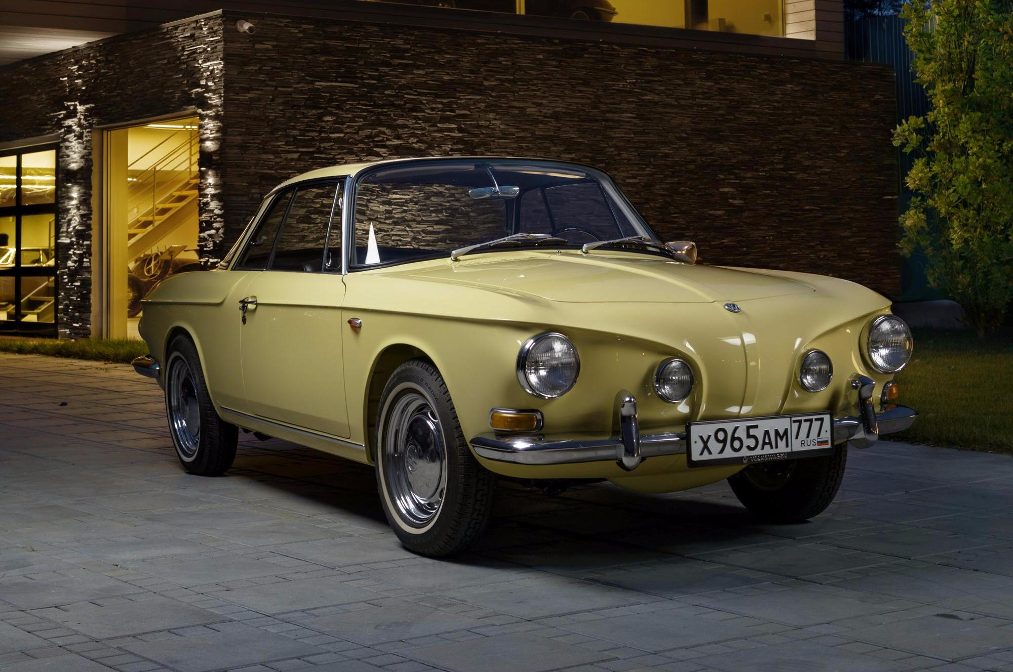 1965 VW Karmann Ghia Type 34